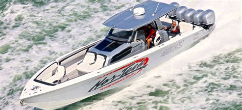 Nortech Boats Canada by R Performance Raising With Nor Tech 45 Sport