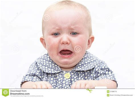 Crying Baby Royalty Free Stock Photo Image 21088715