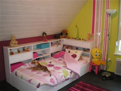 chambre deco fille 10 ans visuel 6