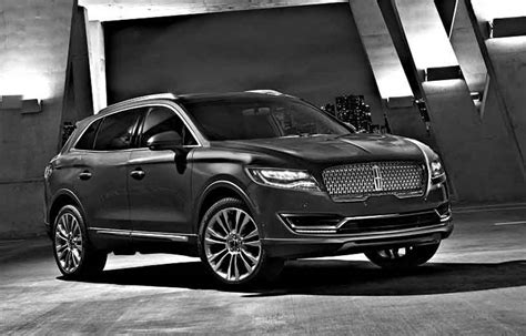 2018 Lincoln Mkc Suv Review  Car Reviews & Rumors 2019 2020
