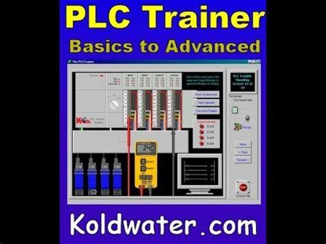 plc wiring tutorial 1 youtube