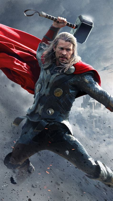 Hd Wallpaper For Mobile Marvel by Thor The World Wallpapers Acidodivertido