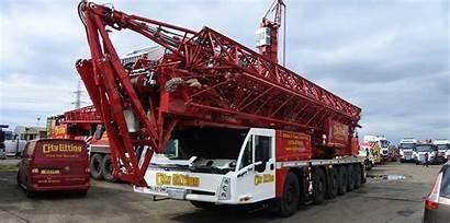 Mobile Tower Crane Cranes Lifting Towers Fleet