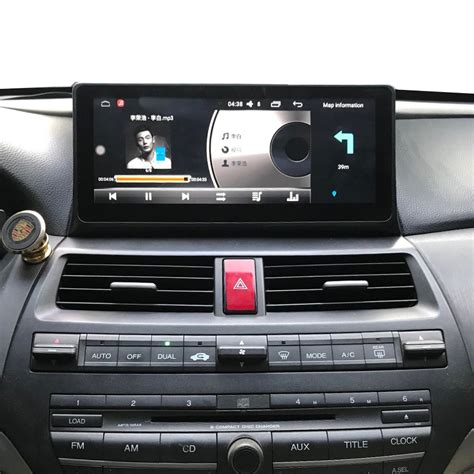 android  car radio player  honda accord