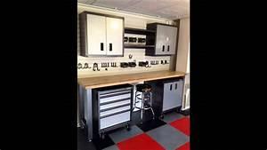 Aménagement Atelier Garage : relooking garage am nagement et rangement garage youtube ~ Melissatoandfro.com Idées de Décoration