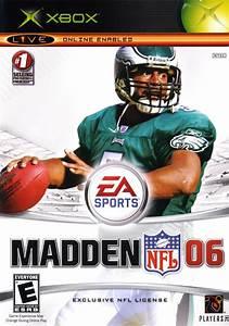 Madden 2006 Xbox