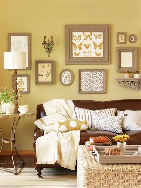 Decorating With Brown Leather Couches by 5 Ways To Decorate With Leather Furniture Leather