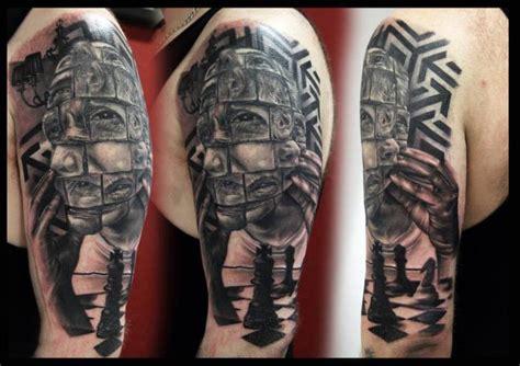 Tatuajes De Parejas Rey Y Reina Tattoo Art
