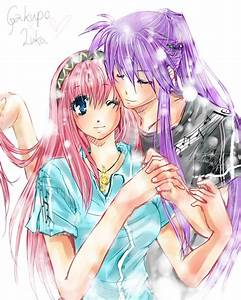 The gallery for --> Vocaloid Luka And Gakupo Fanfiction