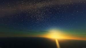 ma35-stars-shine-horizon-space-sky-nature - Papers co