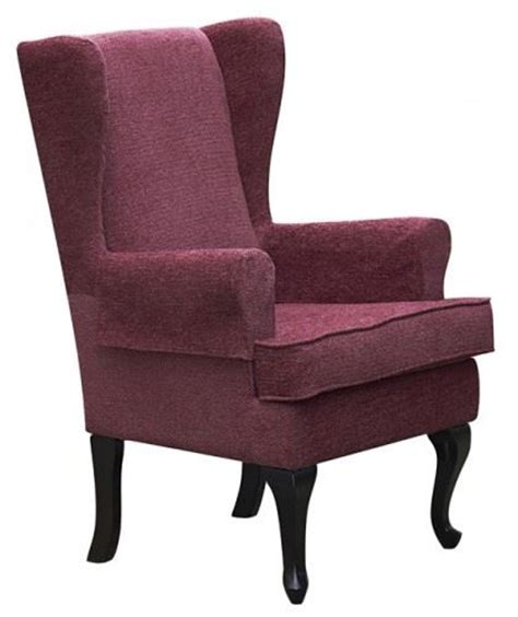 new orthopaedic arm chair winged high back chair