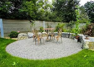beläge natursteinplatten saibro kies oder asphalt