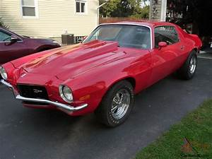 Sell Or Trade  1973 Camaro Z28  Auto  383 Stroker  Newer Paint  Many New Parts