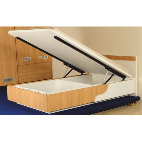 platform bed with pro lift bed fittings