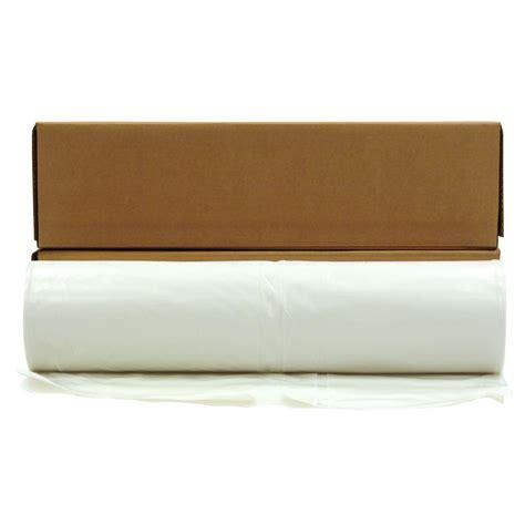 husky 14 ft x 300 ft white 4 mil plastic sheeting