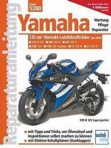 Schaltplan Yamaha Yzf R125