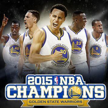 champions golden state warriors win   nba