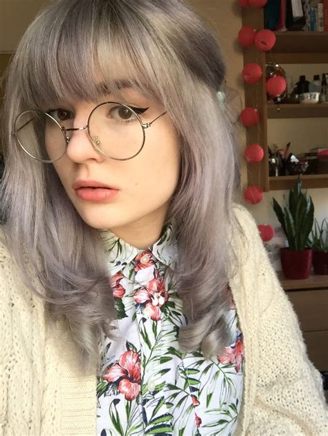 Best 25 Grey Hair Dyes Ideas On Pinterest Silver Grey