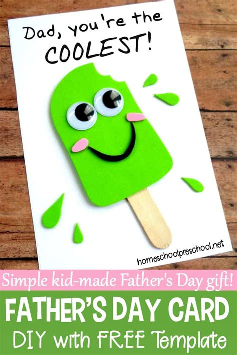 easy diy fathers day craft that your can make 588 | things to make for fathers day