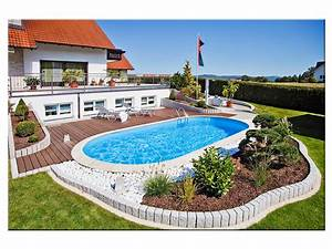 Pool 150 Tief : styropool ovalform becken 1 50m tief verschiedene gr en ~ Frokenaadalensverden.com Haus und Dekorationen