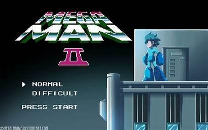 Mega Intro Ii Animated Classic Nes Megaman