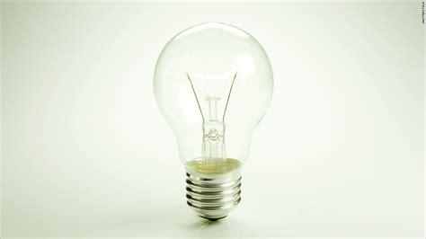 Light Bulb Ban Set To Take Effect