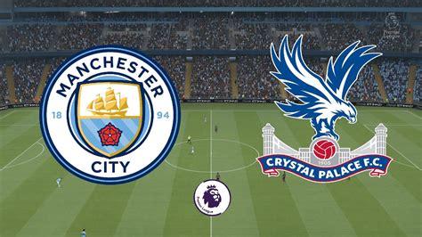 Premier League 2020/21 - Manchester City Vs Crystal Palace ...