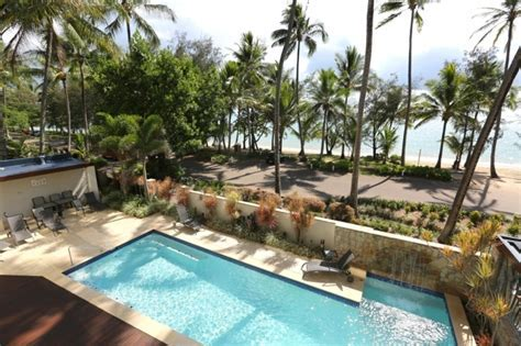 Palm Cove Accommodation   Luxury Beachfront Apartments