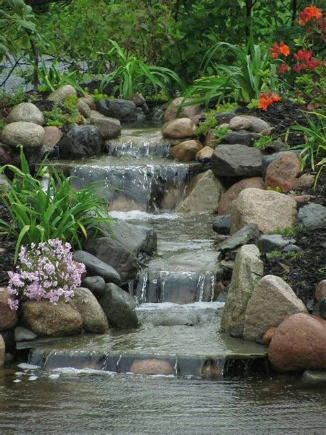 Backyard Streams And Waterfalls by 825 Best Backyard Waterfalls And Streams Images On