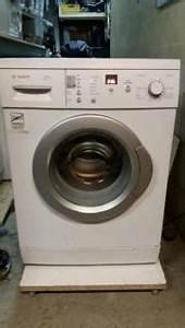 Waschmaschine Bosch Maxx : waschmaschinen gebraucht und neu kaufen ~ Frokenaadalensverden.com Haus und Dekorationen