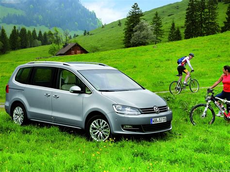family car 2011 volkswagen sharan nensy car blog