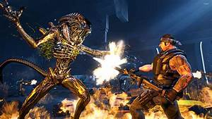 Aliens: Colonial Marines [8] wallpaper - Game wallpapers ...