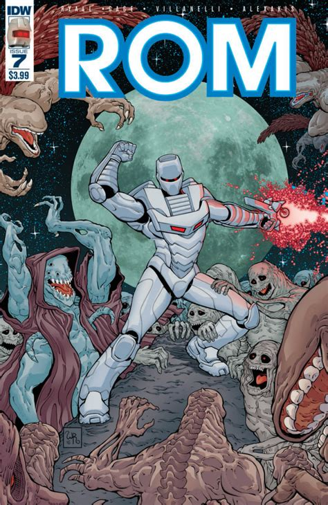 Rom 7 Reinforcements Part 3 Issue