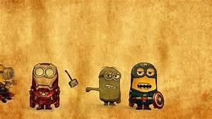 Minion Avengers Wallpapers - Top Free Minion Avengers ...
