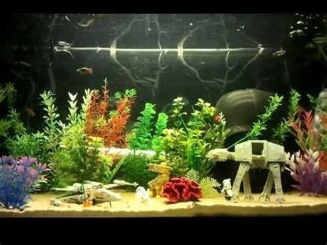wars fish tank decorations am 233 nagement d 233 cor aquarium wars