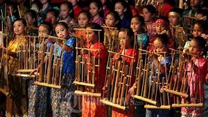 Angklung, One of Indonesia Traditional Instrument