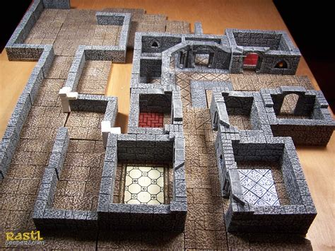 3d Dungeon Tile Molds by Hirst Arts Search Dungeon Tiles