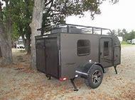 Homemade Off Road Camper Trailer Teardrop