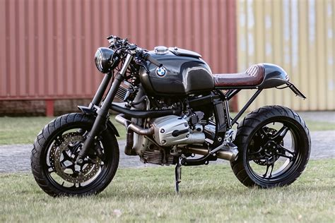 Cafe Racer : 'the Beast' Bmw R1100s Cafe Racer