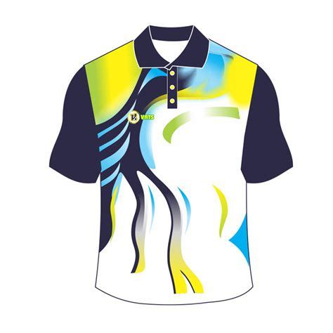 climacool sublimation  shirt  vats sports