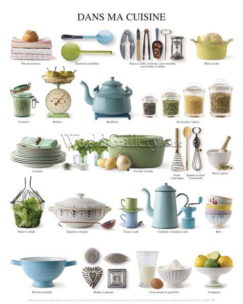 le bruit de la cuisine les ustensiles de cuisine vocabulaire français