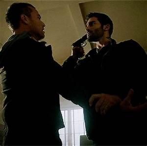 Teen Wolf Allies Derek Hale amp Chris Argent Tyler