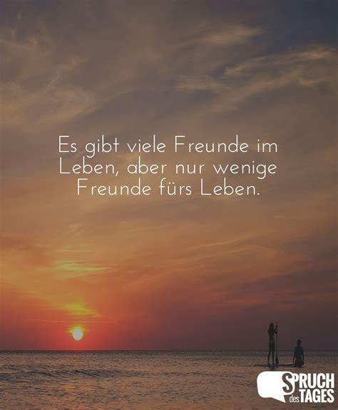 es gibt viele freunde im leben aber nur wenige freunde