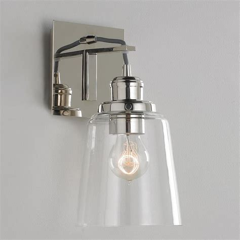 Bathroom Sconces Polished Nickel - 17 best images about wall sconces on ceramics