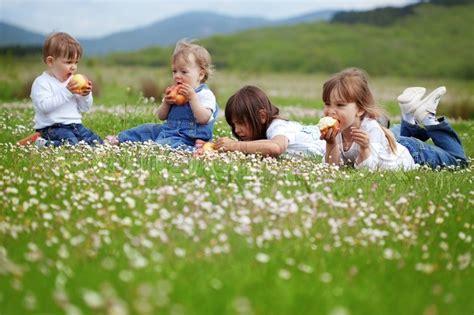 celebrating spring  kids kidscape early learning