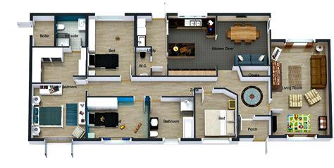 Floor Plan Design With Roomsketcher