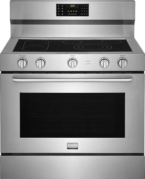 """Frigidaire 40"""" Stainless Electric Range   FGEF4085TS"""