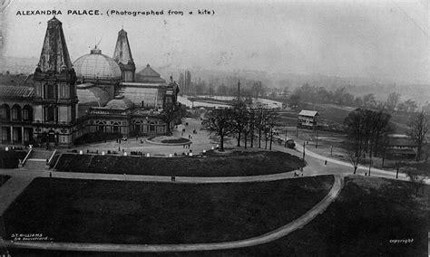 alexandra palace park postcards