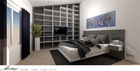 d馗o de chambre adulte chambre adulte avec rangement tete de lit