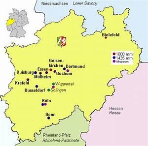 Nord Rhein Westfalen : germany map nordrhein westfalen ~ Buech-reservation.com Haus und Dekorationen